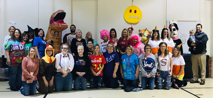 Puxico Elementary Staff